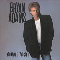 Ici, un Bryan Adams