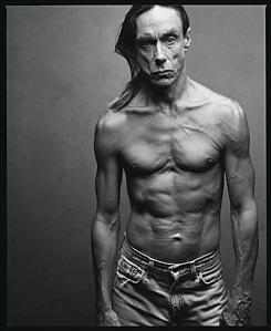Iggy Pop, photographié par Annie Leibowitz -2000