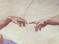 Se toucher du doigt, un concept vieux comme le monde