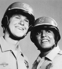 Jon et Ponch de la California Highway Patrol, aka CHiPs