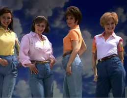 """Mom Jeans... For when you stop being a woman and start being a Mom."""
