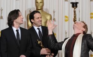 John Marsh, Simon Chinn, Philippe Petit - 81st Academy Awards